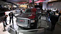 GMC Sierra HD Concept - Detroit 2011