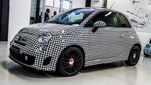 Abarth 500 Pied-de-Poule by Garage Italia Customs