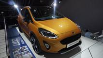 Ford Fiesta Foto Live - Salone di Francoforte 2017