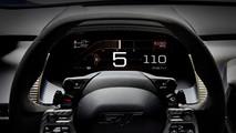 Ford GT - Quadro strumenti