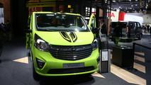 Opel Vivaro Life - Salone di Francoforte 2017