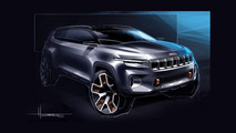 Jeep Yuntu Concept - Teaser