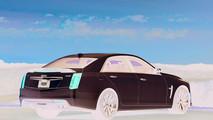 Cadillac CTS-V Carbon Black Edition