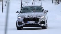 Audi Q8 - Foto spia 25-01-2017