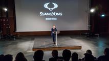 Nuovo SsangYong Rexton MY 2017 - Anteprima Italiana