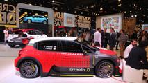 Citroen C3 WRC - Salone di Parigi 2016