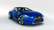 Lexus LC Inspiration Series e Black Panther Inspired LC