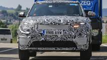 Range Rover Sport Coupe foto spia Nurburgring 19 luglio 2016