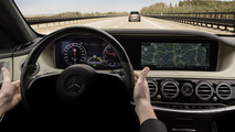 Mercedes Classe S MY 2018 - Interni
