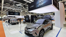 Toyota C-HR - Motor Show 2016