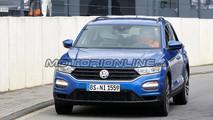 Volkswagen T-Roc R - Foto spia 20-09-2017