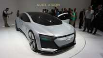 Audi Aicon Concept - Salone di Francoforte 2017