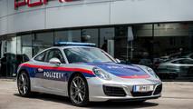 Porsche - Polizia austriaca