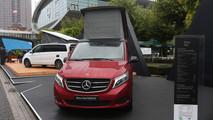 Mercedes Classe V Limited Edition - Salone di Francoforte 2017