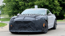 Ford Mustang Shelby GT350 foto spia 27 Luglio 2017
