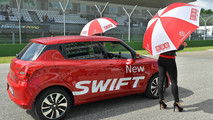 Suzuki SWIFT Auto Ufficiale del Campionato Italiano Velocità 2017