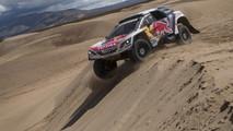 Peugeot - Dakar 2017 (4^ tappa)