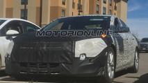 Chevrolet Malibu 2019 - Foto spia 24-04-2017