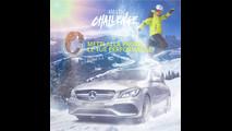 Mercedes 4MATIC tour 2017
