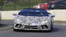 Lamborghini Huracan Performante Spyder - Foto spia 04-04-2017