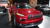 Jeep Cherokee MY 2014, foto LIVE dell'arma segreta del Gruppo Fiat per il mercato mondiale