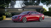 Salone di Detroit 2014: Cadillac ATS Coupé 2015, caratteristiche e foto ufficiali
