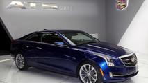Cadillac ATS Coupé 2015, video LIVE dal Salone di Detroit 2014