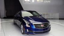 Cadillac ATS V e V+ in arrivo due varianti potenziate per la nuova coupé a Stelle e Strisce