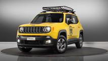 Jeep: tutti i modelli del Salone di Parigi 2016 [FOTO]