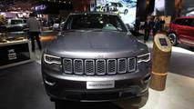 Jeep presenta la Grand Cherokee Trailhawk al Salone di Parigi 2016 [FOTO LIVE]