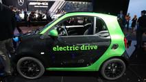 Smart electric drive: premiere internazionale al Salone di Parigi 2016 [FOTO e VIDEO LIVE]