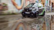 Smart Electric Drive, la nuova gamma elettrica sarà al Salone di Parigi 2016 [FOTO]