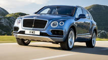 Bentley Bentayga, debutta il motore diesel V8 4.0 litri da 435 CV [FOTO]