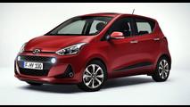 Nuova Hyundai i10: prime immagini in attesa del Salone di Parigi [FOTO e VIDEO]
