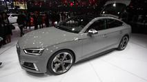 Audi S5 Sportback: eleganza, potenza e stile LIVE al Salone di Parigi 2016