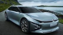 Citroën Cxperience Concept, nuova berlina futuristica al Salone di Parigi 2016 [FOTO e VIDEO]