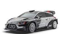 Hyundai i20 WRC 2017 al Salone di Parigi 2016: il prototipo che precede la versione definitiva [FOTO]