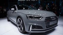 Nuove Audi A5 e S5 Sportback: sportività costellata di eleganza a Parigi [FOTO E VIDEO LIVE]