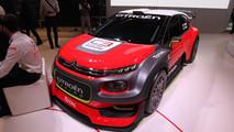 Salone di Parigi 2016, Citroen: la C3 WRC Concept in attesa di Monte Carlo [FOTO e VIDEO LIVE]