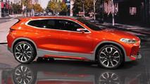 """BMW X2 Concept, sportività """"sperimentale"""" dell'Elica al Salone di Parigi [FOTO e VIDEO LIVE]"""
