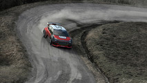 Citroen C3 WRC: clip e galleria fotografica della nuova World Rally Car
