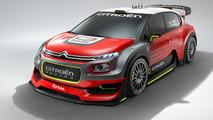 Citroen C3 WRC Concept: a Parigi verrà mostrata l'anteprima della vettura che affronterà il Mondiale Rally 2017 [FOTO e VIDEO]