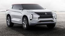 Mitsubishi GT-PHEV Concept: anteprima della futura gamma SUV plug-in hybrid [FOTO]