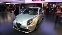 Alfa Romeo MiTo Veloce, la più sportiva della gamma al Salone di Parigi 2016 [FOTO LIVE]