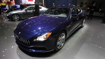Maserati Quattroporte MY 2017, ventata d'eleganza al Salone di Parigi [FOTO LIVE]