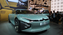 Citroën Cxperience Concept, a Parigi l'ibrida plug-in a vocazione hi-tech [FOTO e VIDEO LIVE]