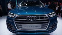 Audi Q5 MY 2017: al Salone di Parigi 2016 l'evoluzione del concetto di SUV [VIDEO LIVE]