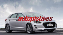 Nuova Hyundai i30: prima foto leaked sul web