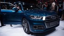 Audi Q5 MY 2017, l'alba della nuova generazione sorge al Salone di Parigi [FOTO LIVE]