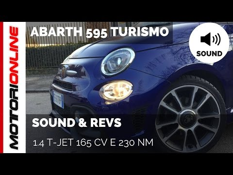 SOUND & REVS: Abarth 595 Turismo